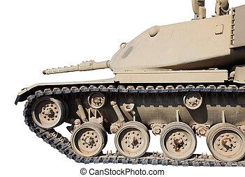 Israeli military tank