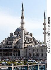 istambul, -, den, sultan, ahmed, moské, moské, popularly,...
