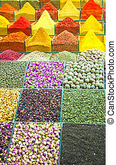 Istanbul egyptian spice market 02 - The colourful and...