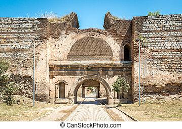 Istanbul Gate of Nicea Ancient City, Iznik