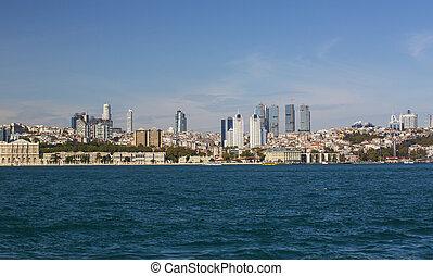 Istanbul panorama