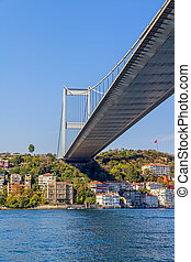 Istanbul Second Bosphorus bridge