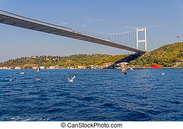 Istanbul Second bridge