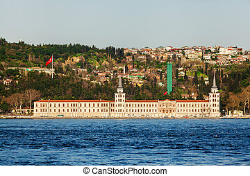 Istanbul View from the sea. Travel Turkey