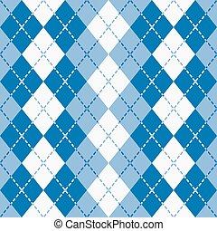 istenverte, argyle_blue-white