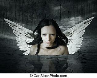 istota, anielski