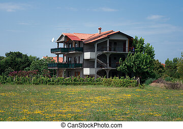 Istrian residential house