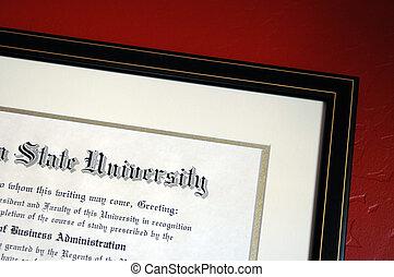 istruzione superiore