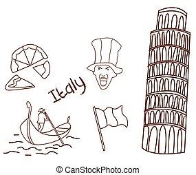 itália, turismo