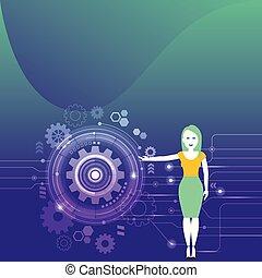 it., beliggende, kvinde, development., indgreb, væv, proces, markedsføring, inderside, ide, arme, tilfredshed, omgivelser, cog, trakter, hjul, aflægger, baggrund, online, seo, kreative