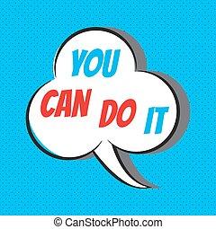 it., citazione, motivazionale, lattina, inspirational, lei