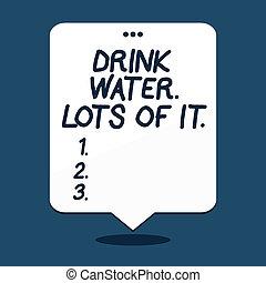 it., corpo, grande, lotti, foto, esposizione, bevanda,...