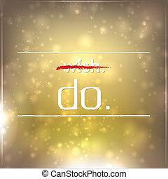 it., desejo, faça