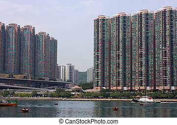 it is a good weather in hong kong