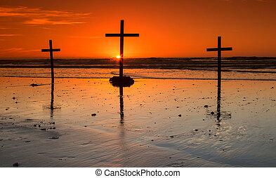 It Is Finish Crosses