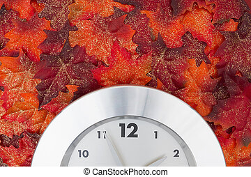 It is time for Autumn