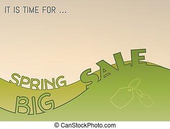 spring big sale