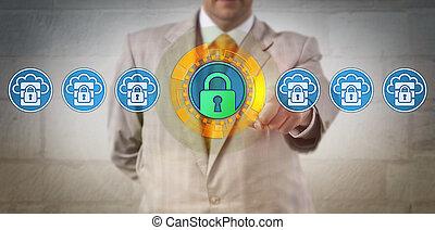 IT Manager Increasing Cloud Storage Capacity -...