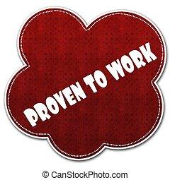 it., modèle, travail, proven, écrit, nuage, texte, rouges