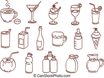 ital, ikon, állhatatos