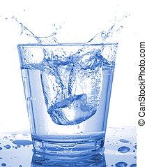 ital, víz