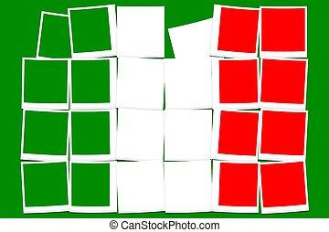 italië vlag