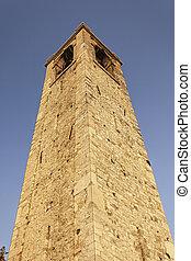 italia, bardolino, san, 2, iglesia, severo