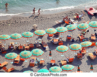 italia, costa, amalfi