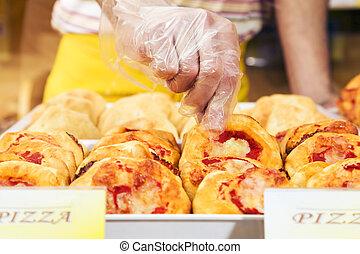 italiaans voedsel