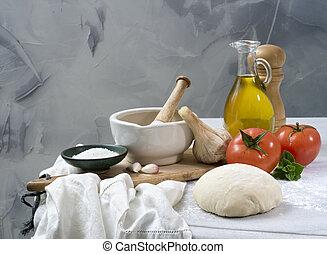 baking ingredients - Italian baking ingredients