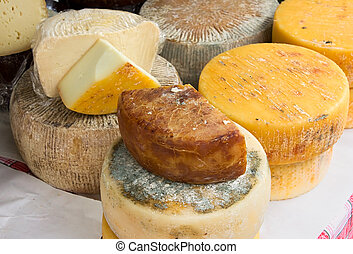 italian cheese - genuine whole cheese from italy - craft...