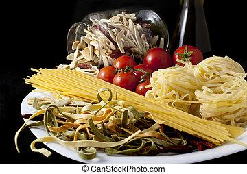 Tasty italian cuisine
