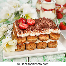 dessert tiramisu