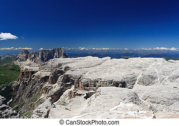 Italian Dolomites - Sella Group