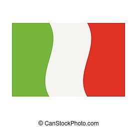 italian flag vector clipart royalty free 3 434 italian flag clip rh canstockphoto com italian flag clip art waving