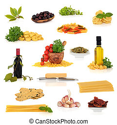 Italian Food Collection