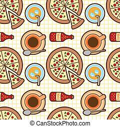 italian food pattern