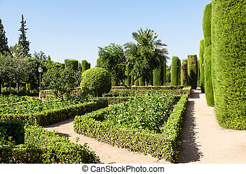 ... Italian Garden   Example Of Italian Garden Design During.