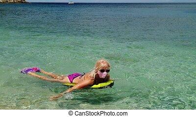 Italian holidays travel in Coronavirus time - Italian girl ...
