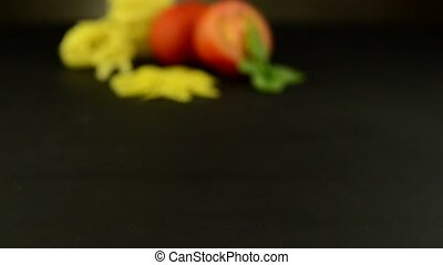 Italian homemade food