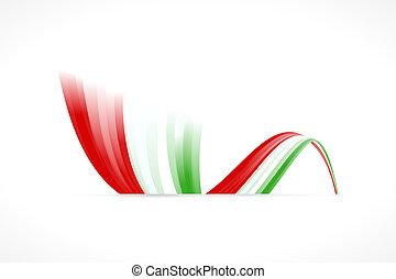 italian lobogó