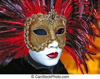 Italian Mask 3