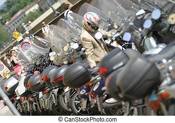 Italian Mopeds