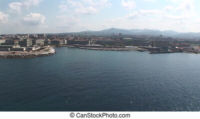 Italian Naval Academy in Livorno