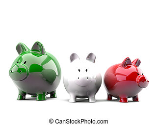 italian piggy bank