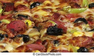Italian Pita Pizza