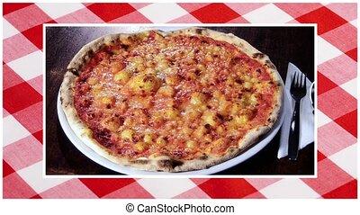 italian pizza montage