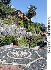 Italian riviera, Portofino Italy