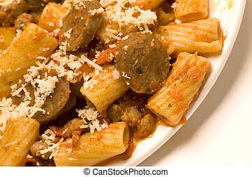 sausage and rigatoni - italian sausage and rigatoni home ...