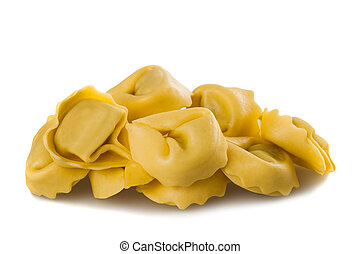 Italian tortellini pasta - Italian traditional tortellini...